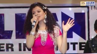 Gambar cover Award Winning Song 'Kaun Tujhe' Live by Palak Muchhal at Ek Shaam Manavta Ke Naam, Kota