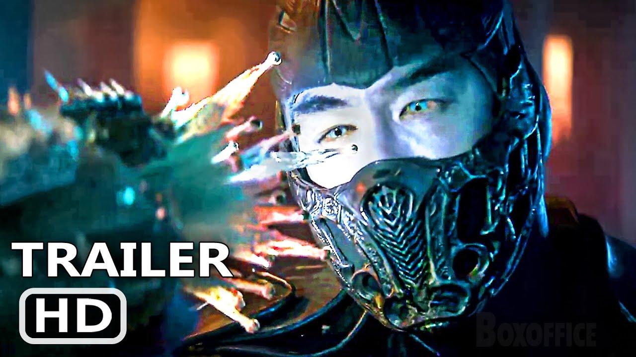 Mortal Kombat Trailer Brasileiro Legendado 2021 Youtube