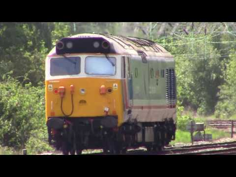 (HD) BR Network SouthEast Livered 50017