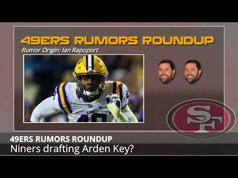 49ers Rumors: Signing Dez Bryant, Drafting DJ Moore, And Reuben Foster Reporting For Workouts from YouTube · Duration:  9 minutes 42 seconds