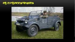 Volkswagen Kübelwagen 1943 revisión [ review ]