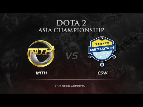 Mith vs CSW, DAC 2015 Asia Qualifiers, game 2
