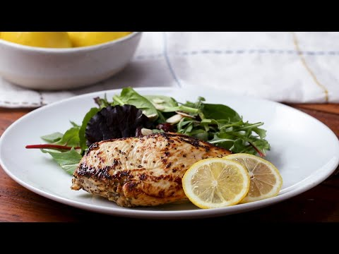 How To Marinate Chicken • Tasty