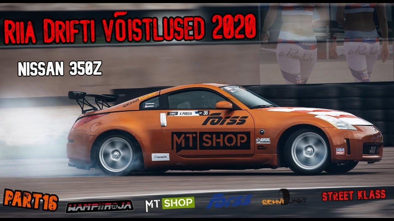 Riia Drifti Võistlused 2020 Wampiiroja 350z
