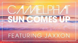 camelphat feat jaxxon sun comes up club mix cover art