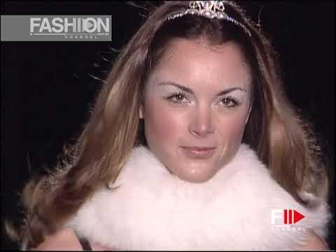 BLUMARINE Underwear Fall 2004 2005 Milan - Fashion Channel