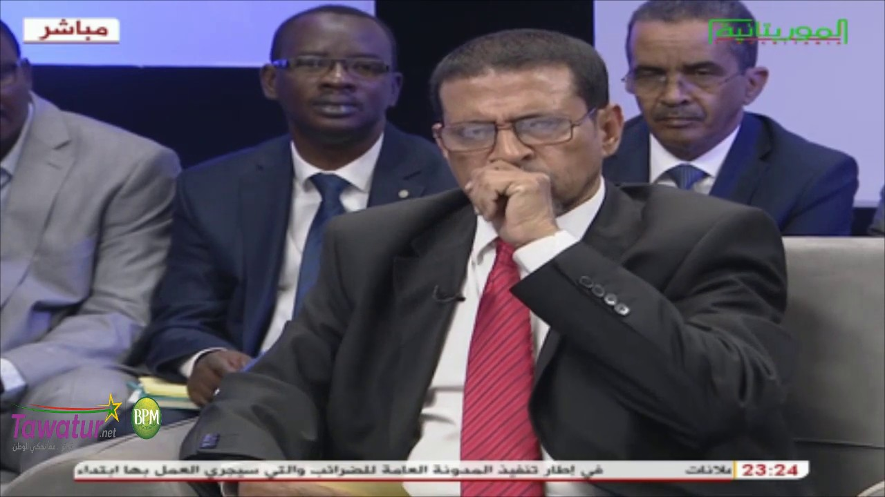 أجوبة وزير الصحة  د/ نذيرو ولد حامد على الدفعة الثانية من أسئلة المدونين و الصحفيين