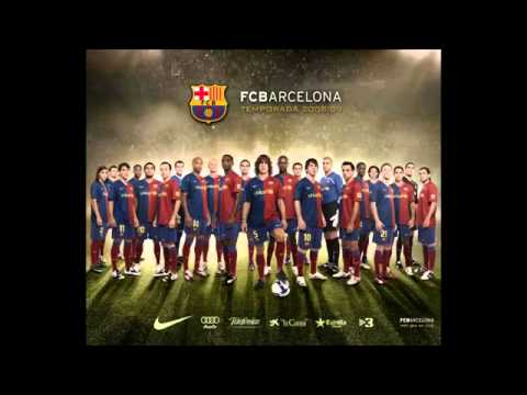 Fc Barcelona - Hymne 2012 (Official Video).mp3