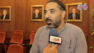 مصطفي الكيلاني شارك في مهرجان بورسعيد للسينما العربية أكثر من 450 فيلم عربي