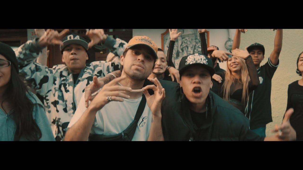 Santa Fe Klan - Cumbia Pandillera (Video Oficial) #1