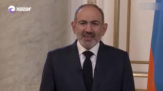 Paşinyan məğlubiyyət müraciəti - xalq etiraza qalxdı