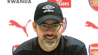 Arsenal 1-0 Huddersfield - David Wagner Full Post Match Press Conference - Premier League