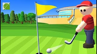 Idle Golf Club Manager Tycoon - Android Gameplay FHD