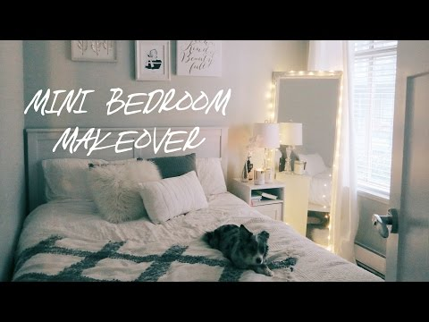 Little Cozy Bedroom Tour | Mini Makeover 2016
