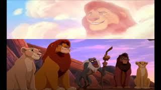 Hier mein gänsehaut lied aus könig der löwen 2 *__* hoffe das afrikanische ist gut gelungen o.o