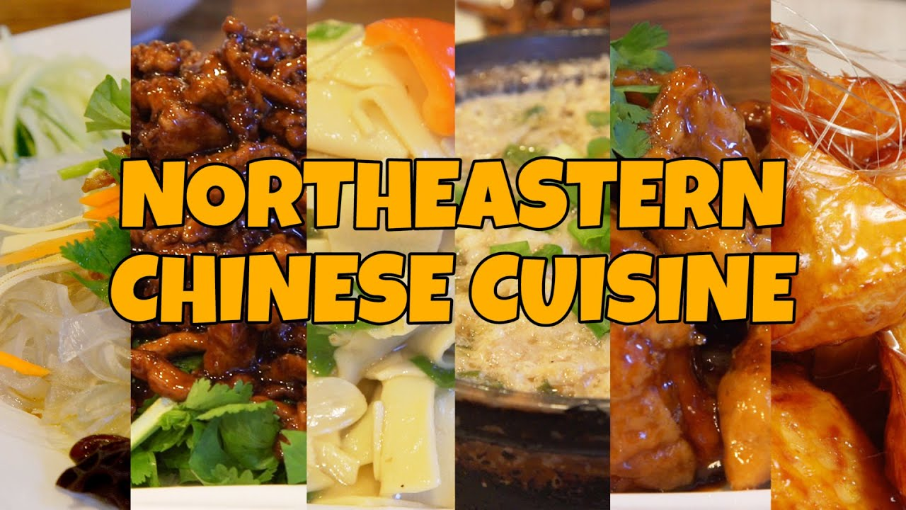 8 dishes you must try when eating northeastern chinese for 8 cuisines of china