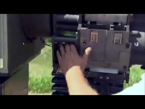 Sức mạnh huỷ diệt của súng bắn tỉa M110