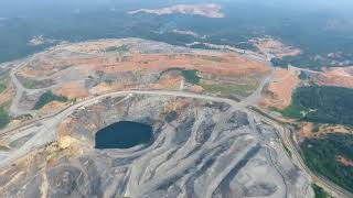 Penjom Gold mines