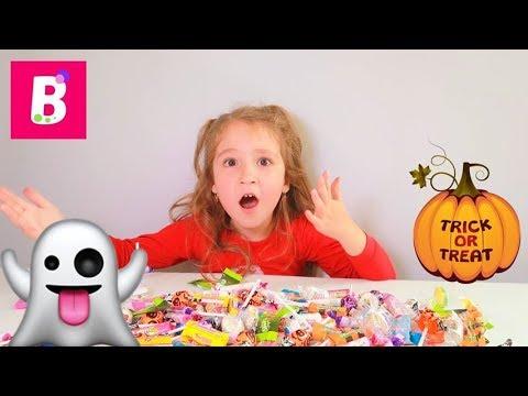 Unboxing Candys Halloween 🍭| Deschidem dulciuri de Halloween | Bianca Kids Show