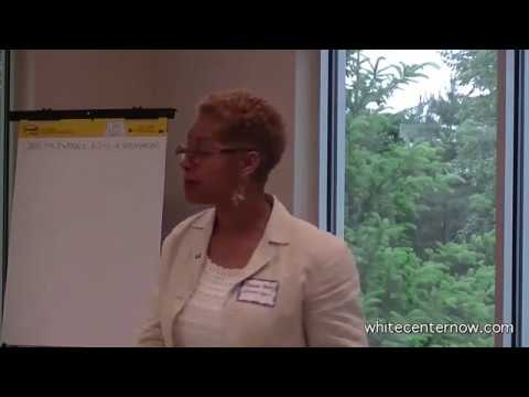 North Highline's 2017 King County Community Service Area meeting