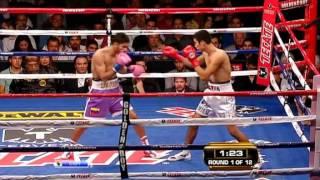 Antonio DeMarco vs Jorge Linares (15.10.2011) Гендлин мл.