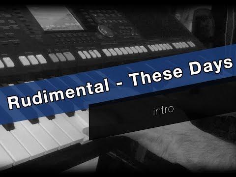 Rudimental - These Days feat. Jess Glynne, Macklemore & Dan Caplen [Intro]
