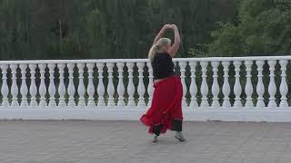 Уроки танцев/Элегантность/КМЦ Долгопрудный/13 августа 2018 года.4