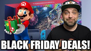 BEST Nintendo Switch Black Friday 2020 DEALS!