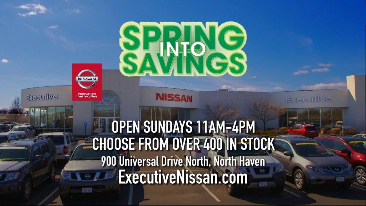 Executive Auto Group: Executive Nissan Spring 2 TV