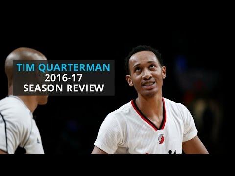 2016-17 Portland Trail Blazers season review: Tim Quarterman