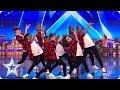 The next generation of dance legends? Meet DVJ...   Auditions Week 1   Britain's Got Talent 2018