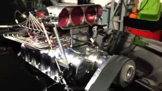 1970 Dodge Charger FF HEMI Blower  tune up