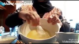 بمناسبة عيد الاضحى بغيت نهنيكم بوقفة عرفة .حلوة ساهلة وغير مكلفة. من تقديم نادية الفاسية.