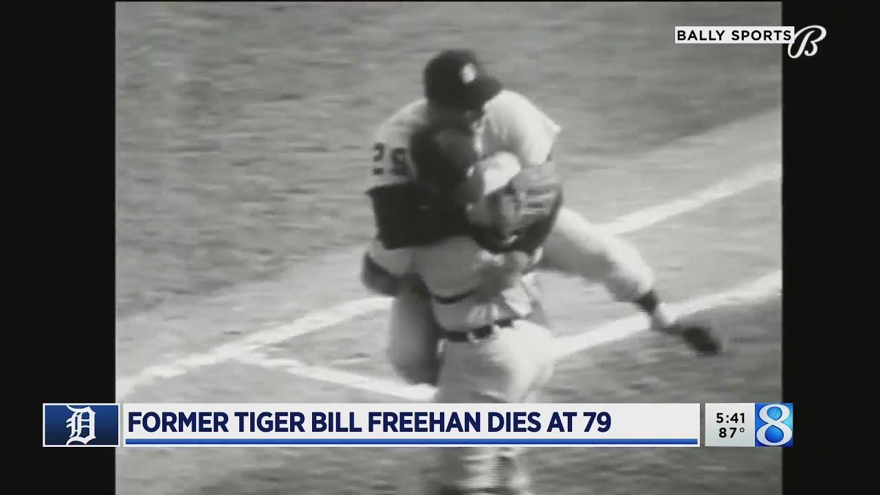 Bill Freehan, catcher on 1968 champion Detroit Tigers, dies at 79