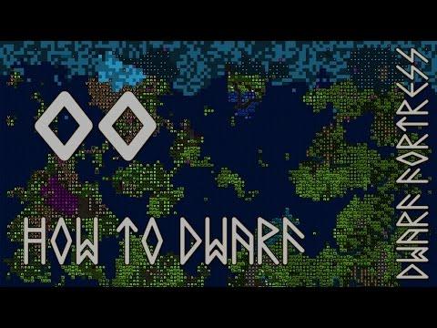 Dwarf Fortress #00 - How to Dwarf
