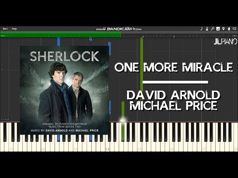One More Miracle (Watson's Theme) - BBC Sherlock (Synthesia Piano Solo)