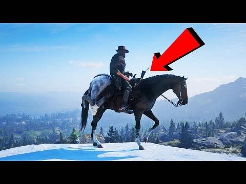 Red Dead Redemption 2 - Funny Moments Compilation! #6 thumbnail