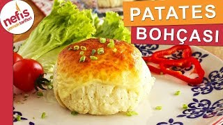 ŞAŞIRTICI LEZZET Tavuklu Patates Bohçası