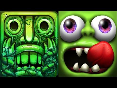 Zombie Tsunami*Legendary*Vs Temple Run 2 Lost Jungle*Gameplay makes coins #142 |