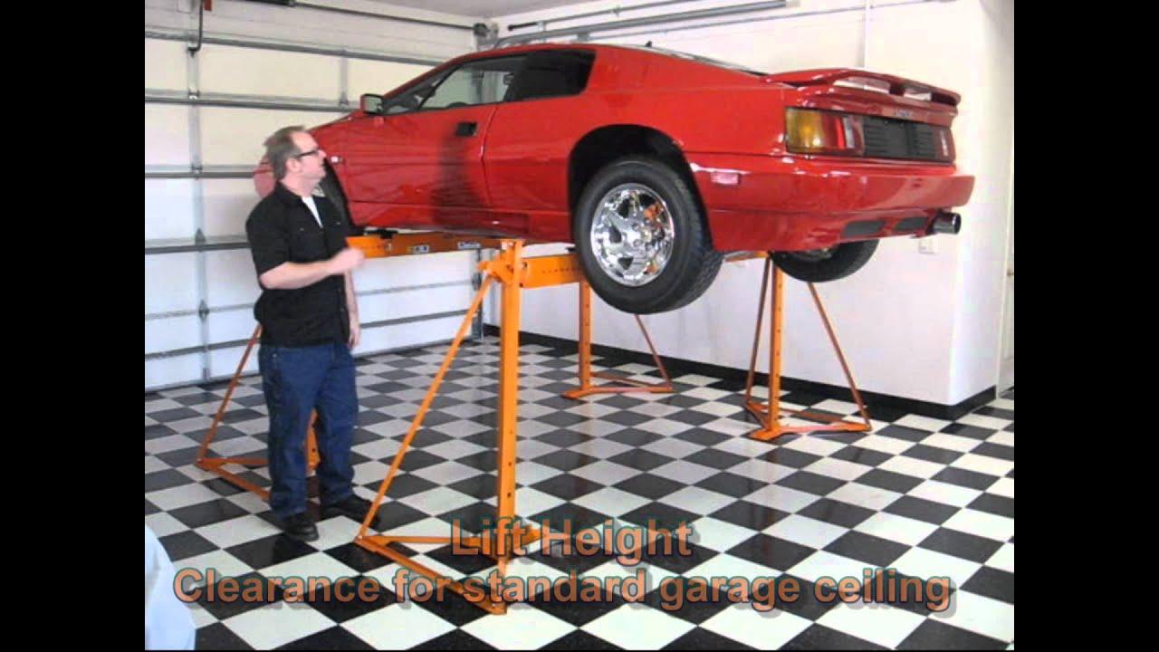Auto Lift Lifting Adv Full Up 2012-04-14 A mp4 - Видео онлайн
