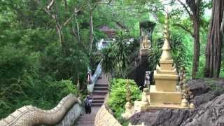 Visite de Luang Prabang / Touristical visit of Luang Prabang (Laos)