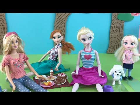 elsa and anna videos on youtube