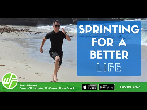Sprinting For A Better Life With Franz Snideman