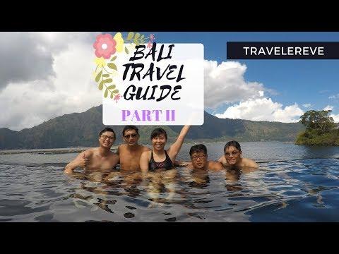 BALI INDONESIA TRAVEL GUIDE 발리 여행 – Unique Hot Spring Experience at Toya Devasya Resort!