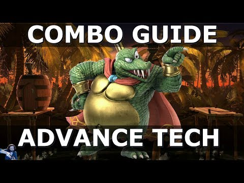 King K Rool Smash Bros Ultimate | King K. Rool Combos | How To Play SSBU Guide | OP Moveset | Theme