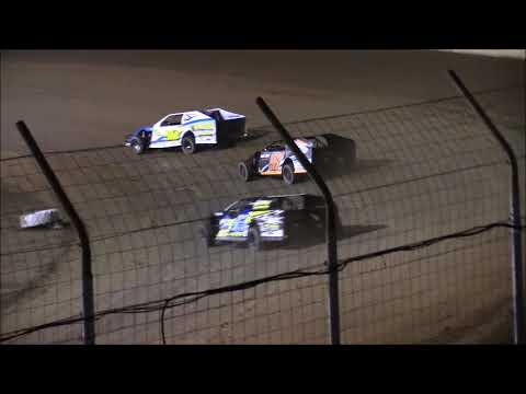 UMP Modified B-Main #4 from Portsmouth Raceway Park, October 18th, 2018.