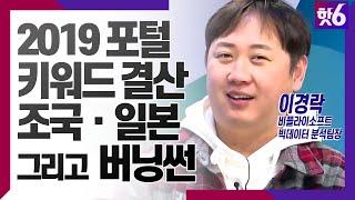 '2019 포털 키워드 결산' / 이경락 비플라이소프트…