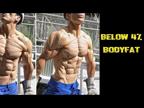 HOW DO PRO ATHLETES  -  GET BELOW 4% BODYFAT