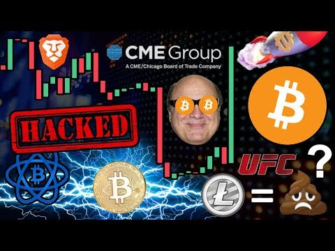 Bitcoin Pumps!!! ⚠️WATCH OUT: CME $BTC Futures Expire Today! HACKED: Electrum Wallet