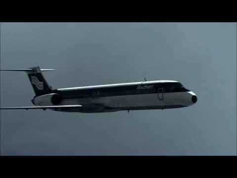 southern airways flight 242 crash animation by aviation world